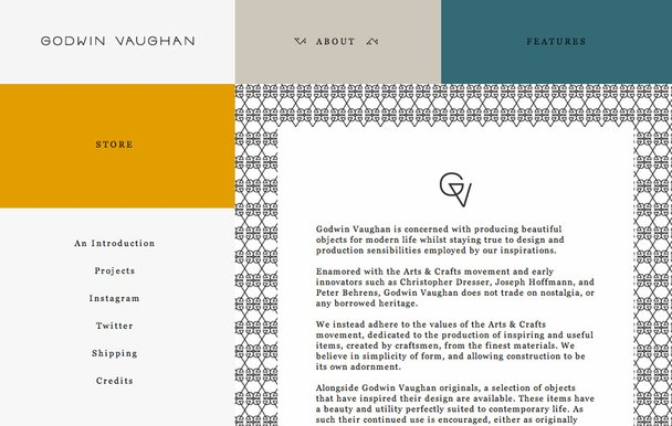 Godwin Vaughan website launch, March 2014