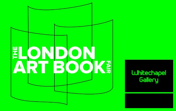 Booklaunch, The London Art Book Fair