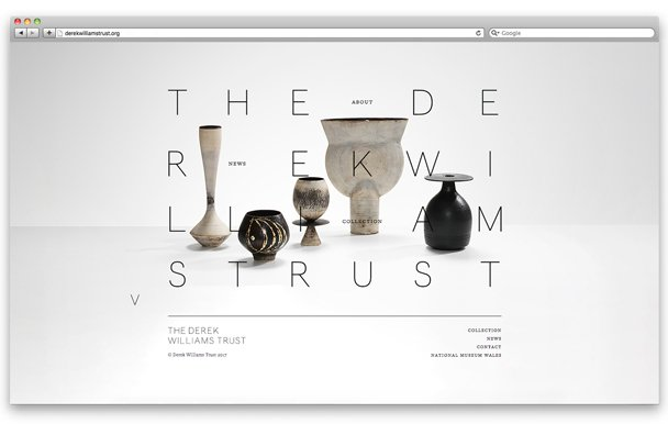 Derek William Trust Website