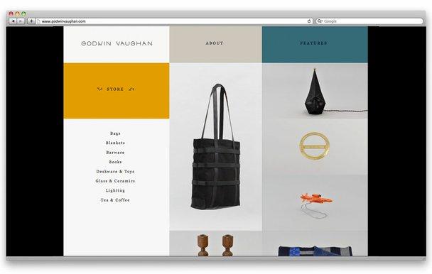 Godwin Vaughan Website